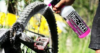 A beginners guide to bike cleaning
