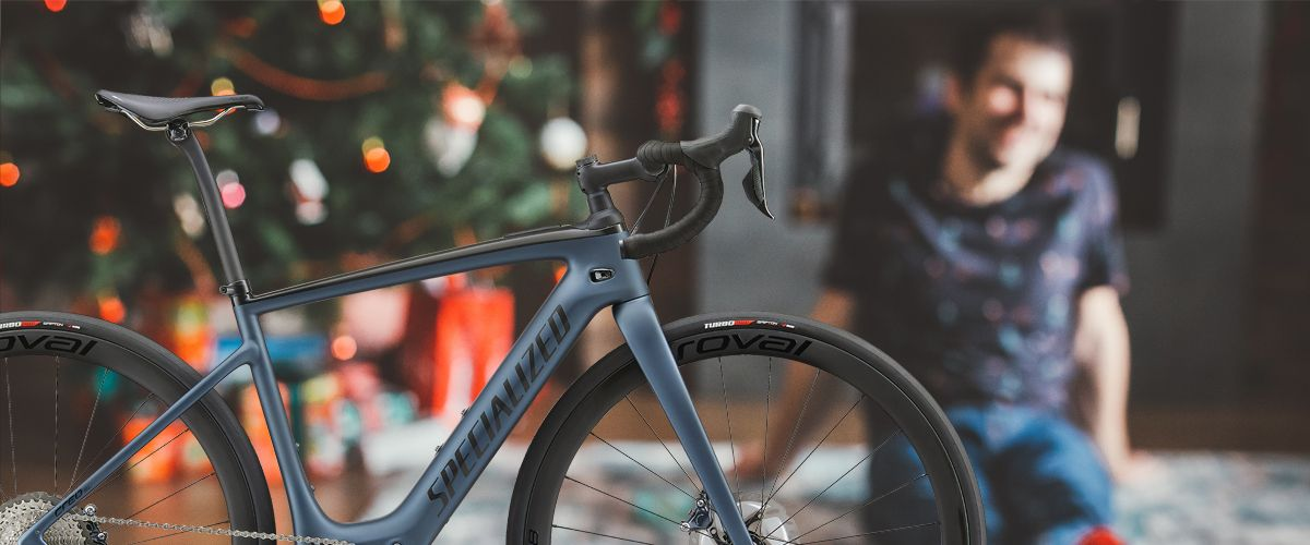 Christmas gifts for road cyclists