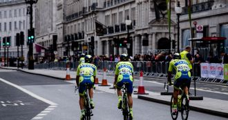 ​Team Tinkoff ready for curtain call