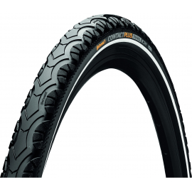 CONTACT PLUS TRAVEL REFLEX TYRE - WIRE BEAD: