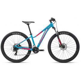 MX 27 ENT XS DIRT Blue Bondi- Bright Red (Gloss)