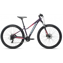 MX 27 ENT XS DIRT Purple - Pink (Matte)