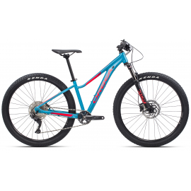MX 27 ENT XS XC Blue Bondi- Bright Red (Gloss)