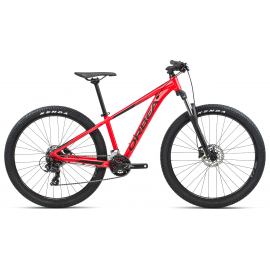 MX 27 XS DIRT Bright Red (Gloss) / Black (Matte)
