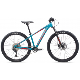 MX 27 XS XC Blue Bondi- Bright Red (Gloss)