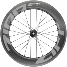 ZIPP 808 FIRECREST CARBON TUBELESS RIM BRAKEREAR 24SPOKES XDR QUICK RELEASE STANDARD GRAPHIC A1:700C