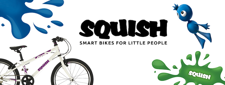 Image result for squish bike logo